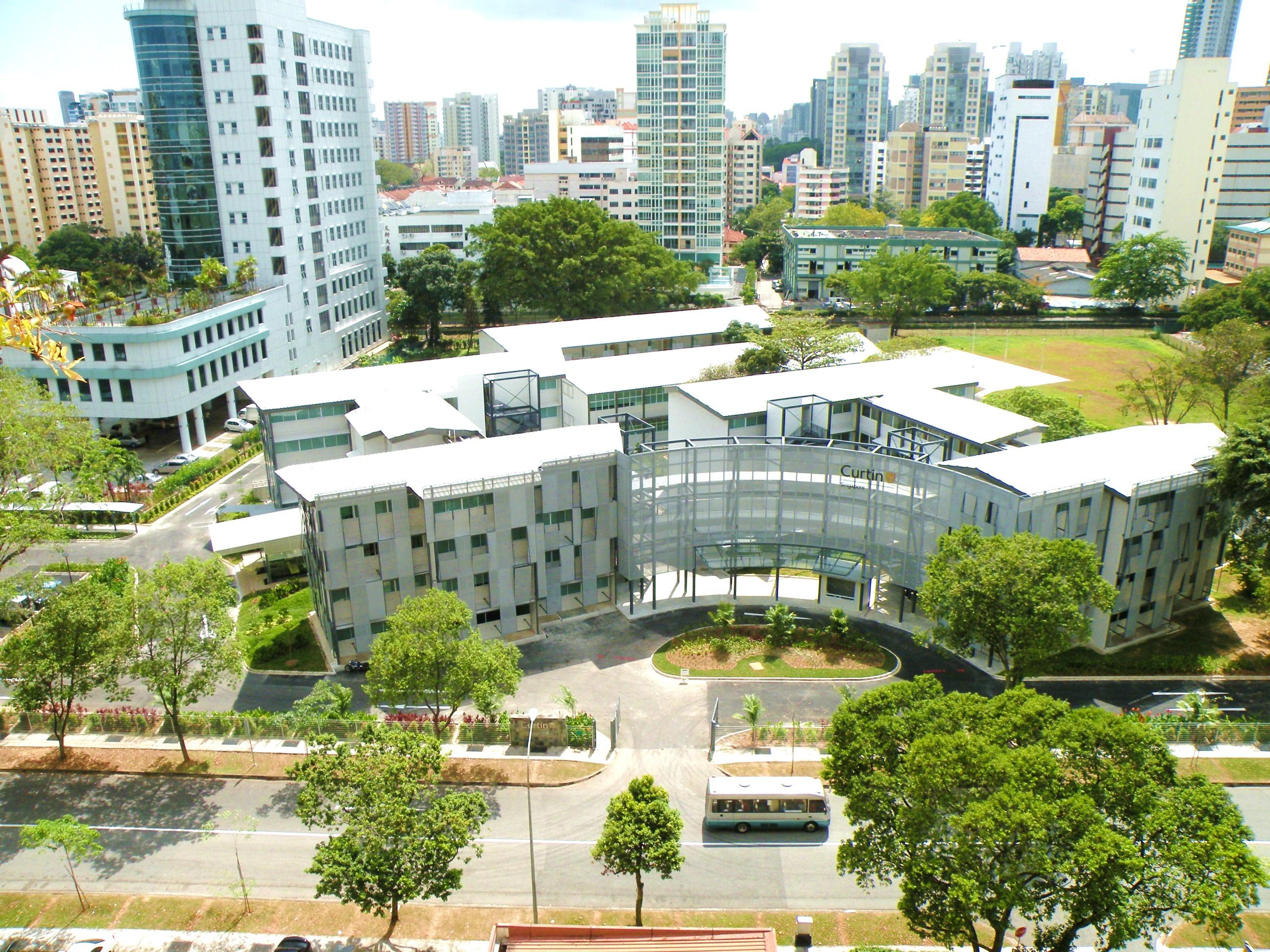 Khuôn viên Đại học Curtin Singapore